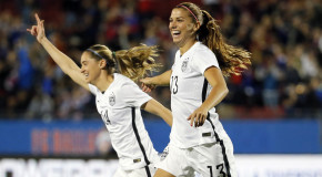 USWNT can clinch semifinal with win over Mexico