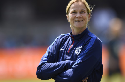 Ellis explains SheBelieves Cup roster changes