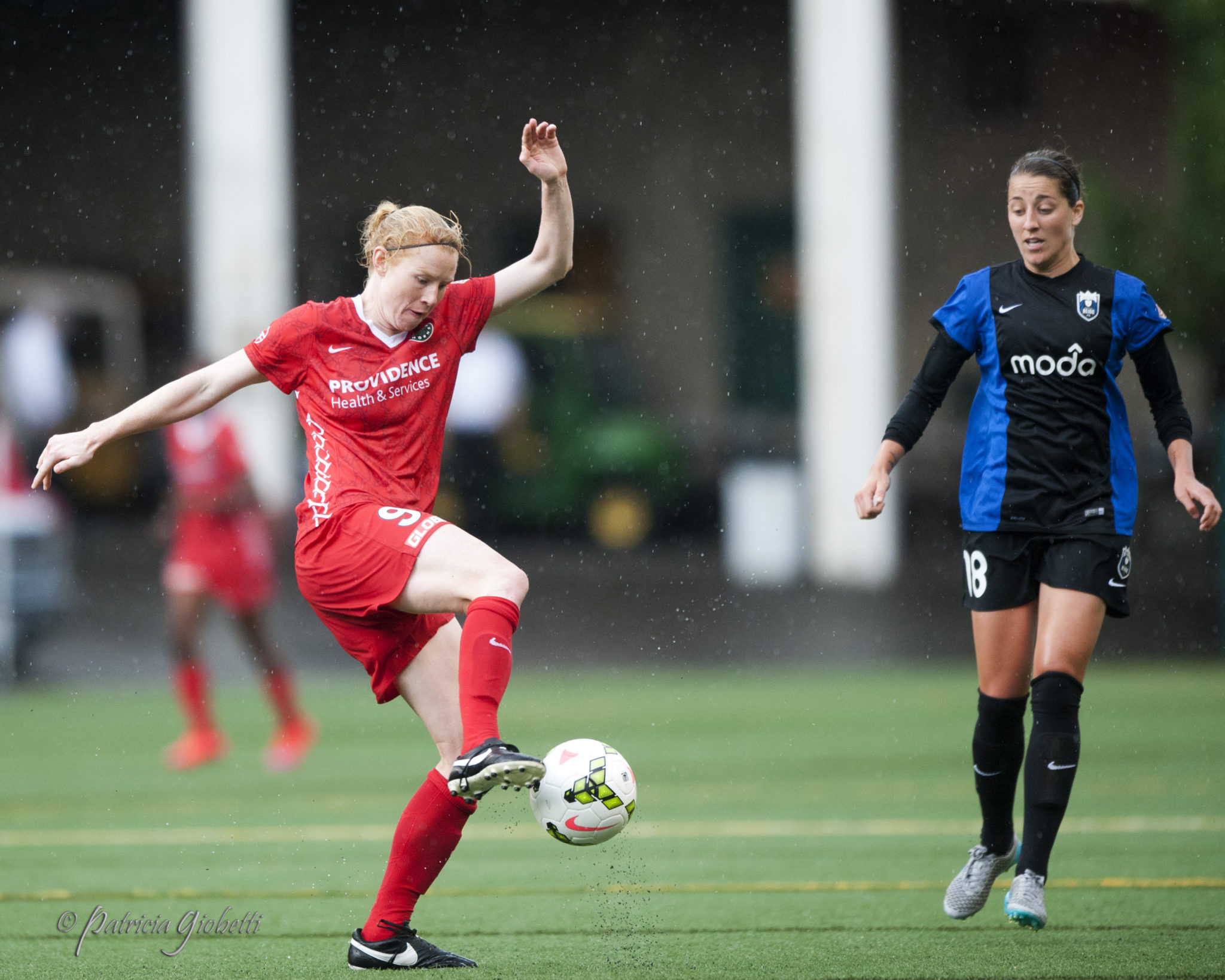 Portland Thorns FC waived Australian international Clare Polkinghorne. (Photo Copyright Patricia Giobetti for The Equalizer)