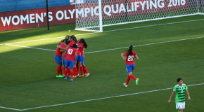 Costa Rica to semis; Mexico misses for first time