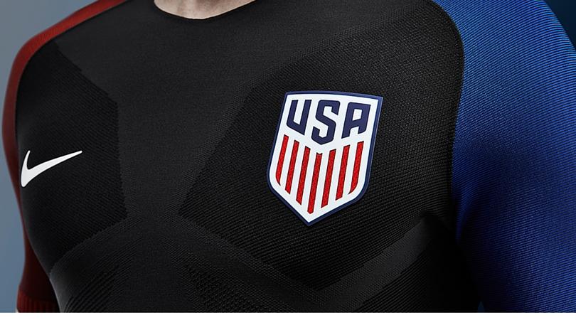 160317 Nike USA kit black