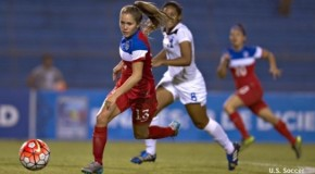 Who is Ashley Sanchez? A look at USWNT's latest call-up