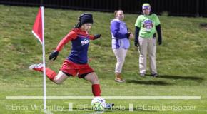 Spirit win 3-0 over Virginia in first preseason match