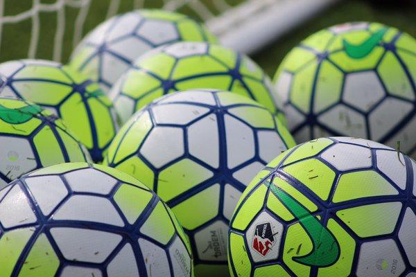 NWSL Nike balls