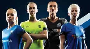 Reign unveil new uniforms, Microsoft sponsorship