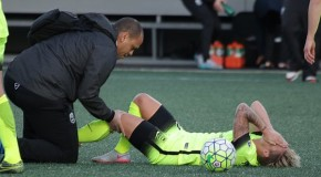 Fishlock out 4-6 weeks with fractured left tibia