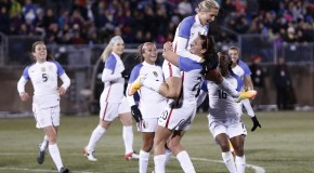 U.S. slams Colombia on chilly night in Hartford