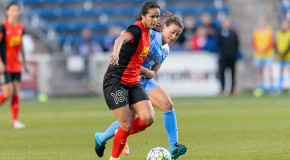 Flash waive Colombia standout Lady Andrade