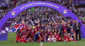 Lyon beats Wolfsburg in PKs for 3rd UEFA crown