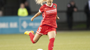 Thorns' Kat Williamson retires after four NWSL seasons