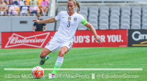 U.S. Soccer to honor Rampone at New Jersey leg of SheBelieves Cup