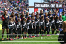 USWNT to play South Africa on July 9 in Chicago