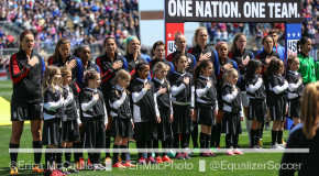 USWNT lands in Brazil as Olympics loom