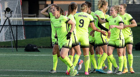 Red Stars equalize late to draw Reign 2-2