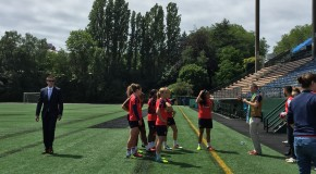 FA Cup champs Arsenal eager to face Seattle Reign