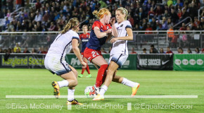 The Lowdown:  Observations from NWSL Week 6