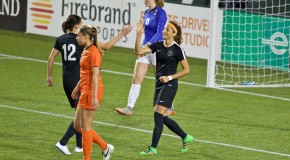 Thorns remain undefeated with 1-1 tie against rival Seattle