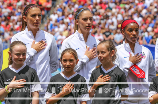 USWNT to host Switzerland in two October games