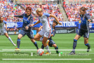 Allie Long discusses transition to center back