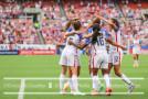 Morgan, Johnston lift U.S. past Japan in rematch