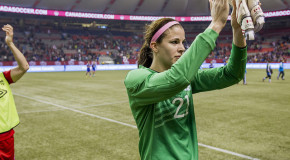 Stephanie Labbe ready for starting role with Canada