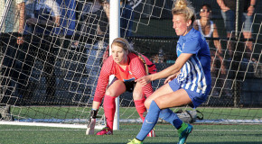 Breakers, Spirit trade early goals in draw