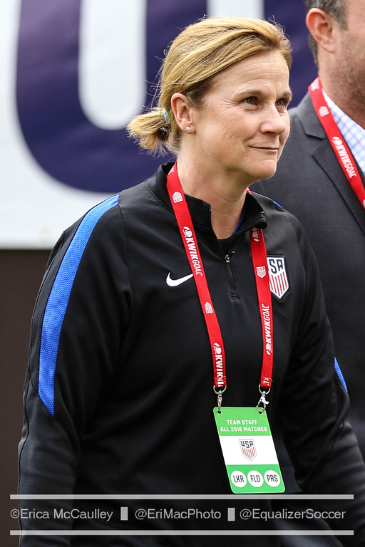 Jill Ellis's lineup choices against Japan seem to hint she is narrowing down a lineup for Rio (photo copyright EriMac Photo for The Equalizer)