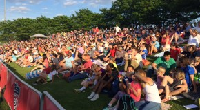 Spirit shut out Pride in front of record crowd at Plex