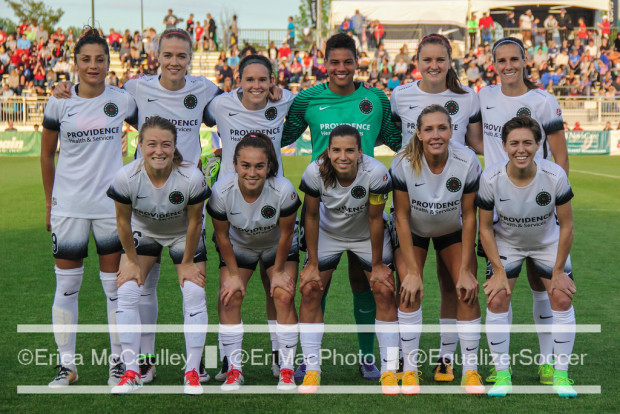 The Thorns regulars were outstanding, but it took the entire roster and more to win The Shield (photo copyright EriMacPhoto for The Equalizer)