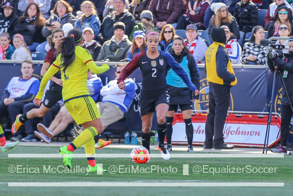 Mallory Pugh, 18, is showing she's ready for the big stage. (Photo Copyright Erica McCaulley for The Equalizer)