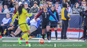 Mallory Pugh brings the youth back to the USWNT