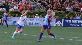 Dowie scores on debut; Breakers down Pride