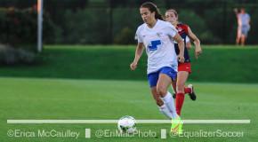 McCaffrey makes Red Stars debut, discusses trade