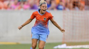Houston Dashes to Opening Day Victory over Red Stars Again