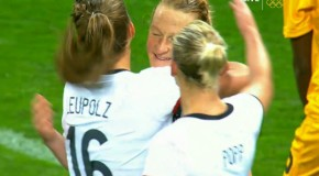 Germany edges China to advance to Olympic semifinals