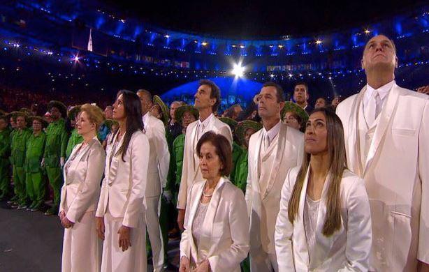 160805 Marta Opening Ceremony