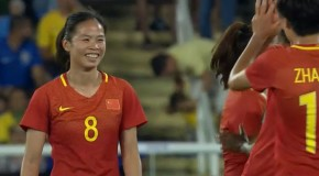 Scoreless draw sends China, Sweden to KO round