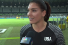 Hope Solo suspended six months by U.S. Soccer