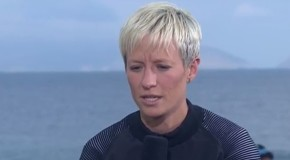 Rapinoe 'really disappointed' by Solo's 'cowards' comment