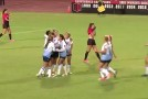 WATCH: NCAA season kicks off with insane goals