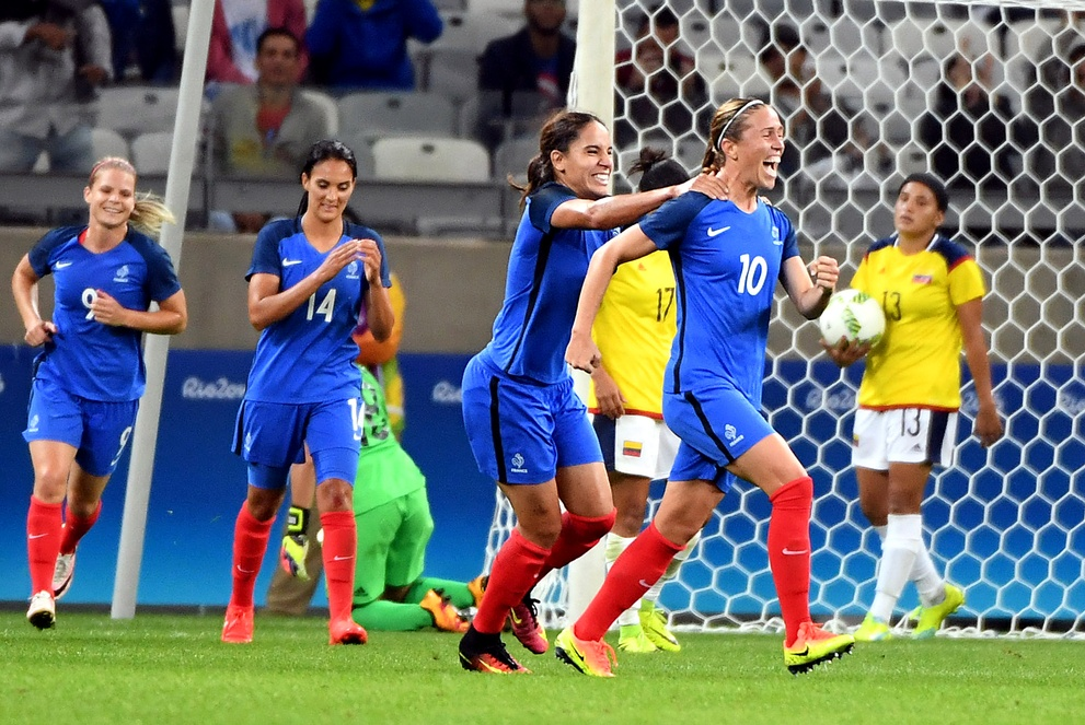 France remains focused ahead of their 2017 EURO opener. (Photo: USA Today)