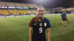 O'Reilly exits in tears as USWNT rolls past Thailand