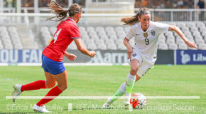Selfless O'Reilly ready for one last USWNT game