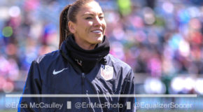 Solo to AP: Fight for quality more important than return to USWNT
