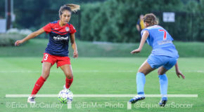 NWSL Semifinal: Spirit, Red Stars looking for first final