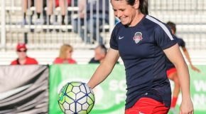 Spirit trade Diana Matheson to Seattle Reign FC