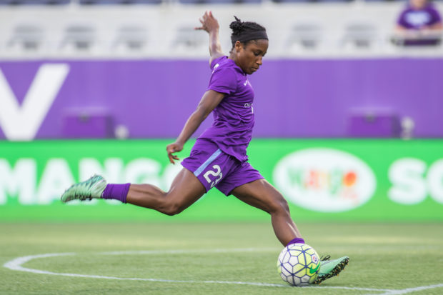 Jasmyne Spencer has been to the brink and back on multiple occasions (photo credit: Orlando Pride/Mark Thor)