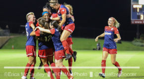 Spirit draws Flash, clinches playoff spot