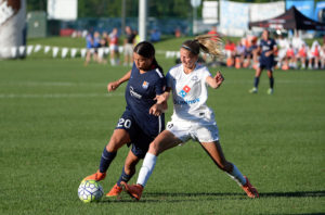 Sam Kerr could be the difference maker in Sky Blue's attack. (photo by John Reiger, ISI Photo, courtesy of Sky Blue FC)