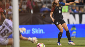 Veterans return to USWNT; Edmonds gets first call-up